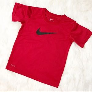Nike Boys Dri-Fit Tee Shirt